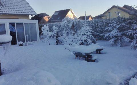 Schneilanze Schneekanone für privat